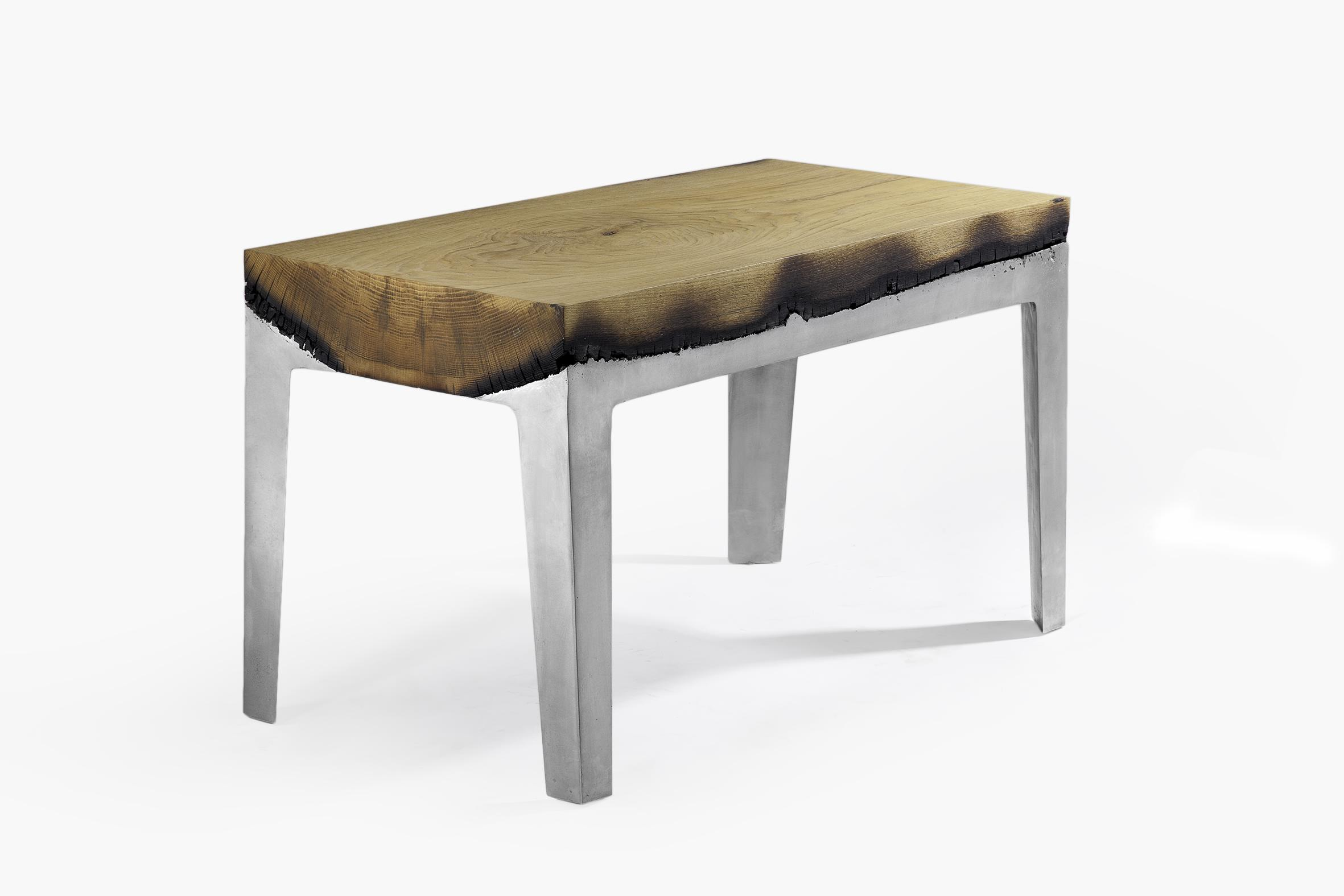 Oak Coffee Table, 50X90X50 cm